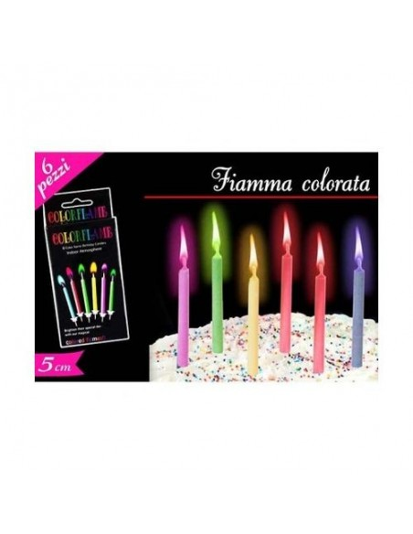 CANDELE COMPLEANNO