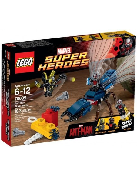 LEGO SERIE SUPER HEROES
