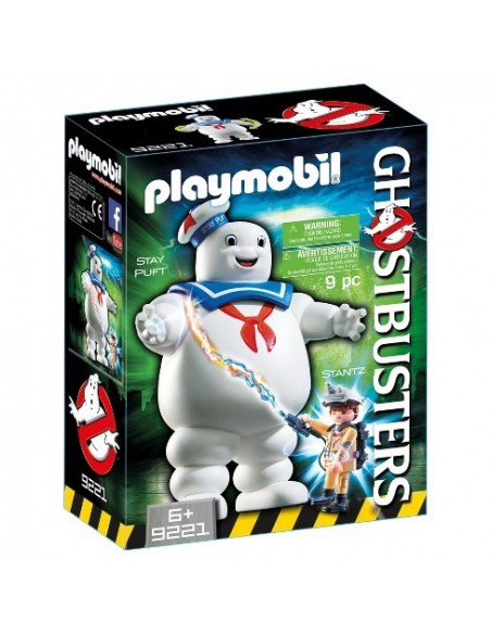 SERIE GHOSTBUSTERS