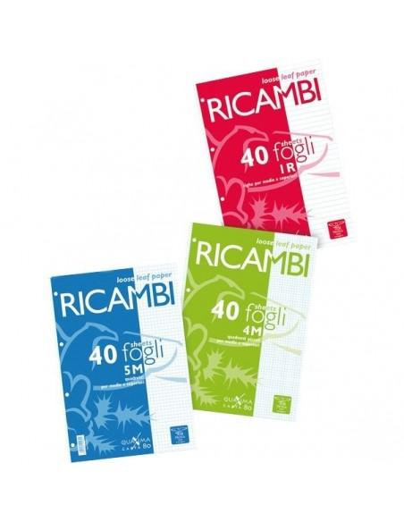 RICAMBI A4