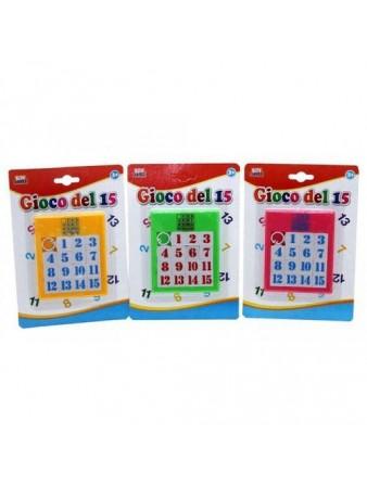 SET 10 PINZE DECORATIVE 2ASS IN PVC BOX