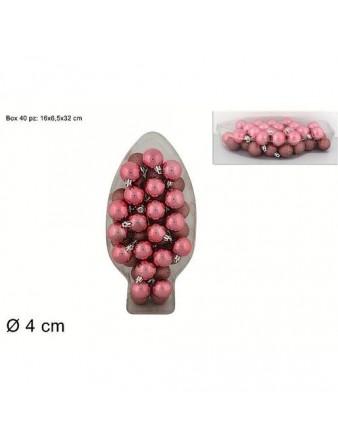 TUBO PVC SPARA ROSE ROSSE 30CM