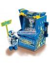 SUPERWINGS JETT SUPER ROBOT VEICOLO      45.7X20.3X46.6CM-ROBOT H.32CM-PILE INCL.