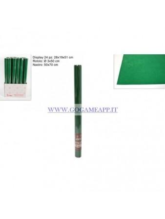 TOVAGLIA PVC NATALE 140X240 4 ASS.
