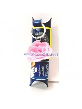 SONAGLINO ELETTRONICO ORSETTO 15X22X6CM  IN PLASTICA MORBIDA-3 PENDENTI- +3MESI