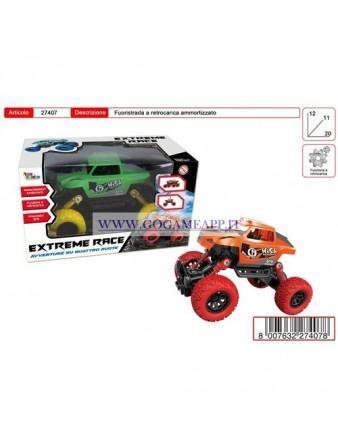 FIAT 500X 1:18 R/C 7 FUNZ. C/LUCI 23.5CM